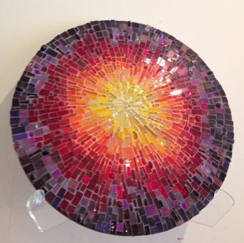 Mosaic Pieces