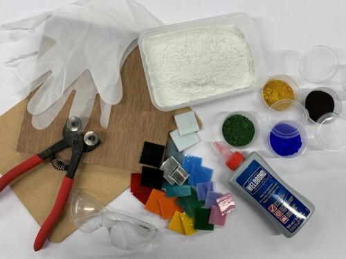 Mosaic Starter Kit/Tools