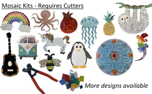 Mosaic Kits - Requires Cutters