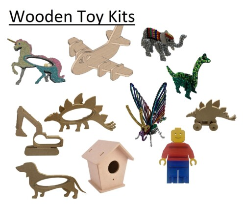 Wooden Toy Kits
